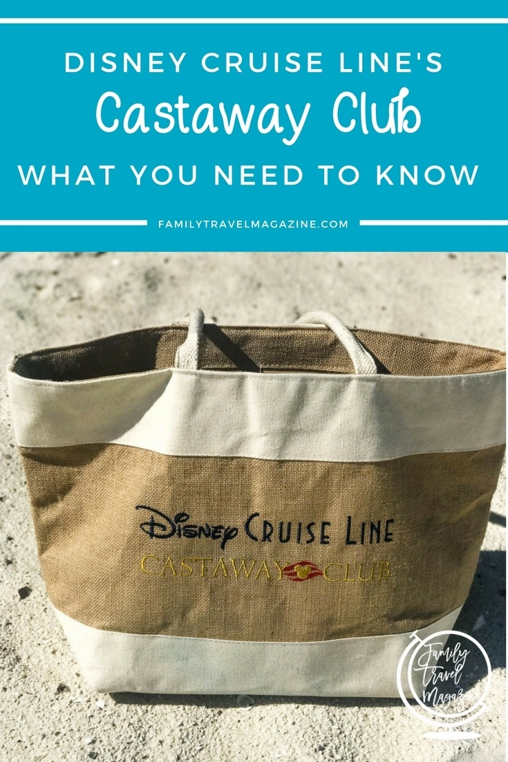 What you need to know about Disney Cruise Line's Castaway Club - the program for frequent cruisers - including benefits and more.