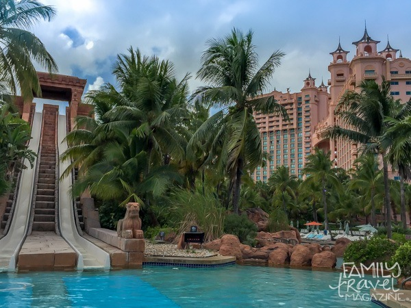 Atlantis Hotel Water Park