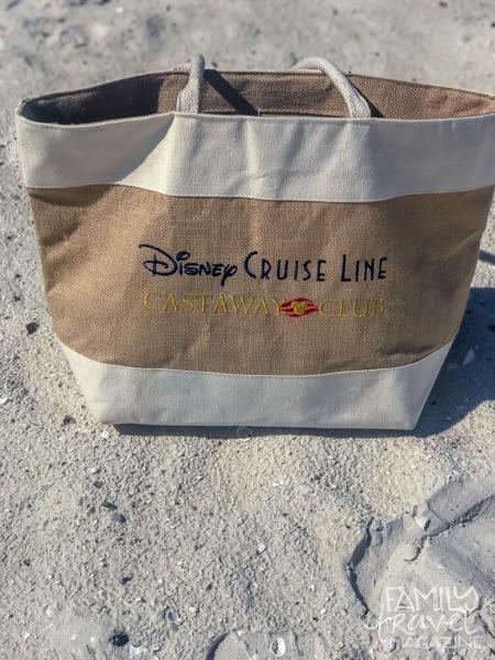 A Castaway Club bag
