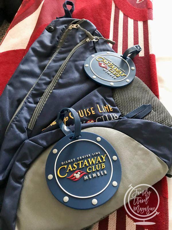 2018 Castaway Club stateroom gift