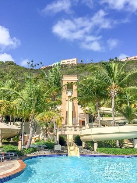 El Conquistador Hotel Water Park