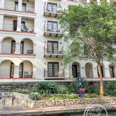 Review of the Omni La Mansion Del Rio in San Antonio, TX