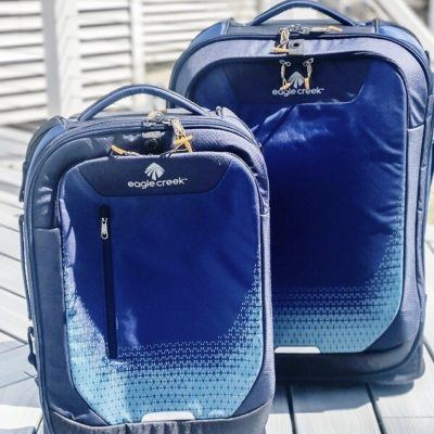 Eagle Creek Suitcases for Family Travel