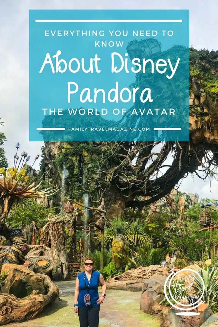 Everything You Need to Know About Disney Pandora - The World of AVATAR, including Pandora attractions, Pandora merchandise, Pandora food, and more.