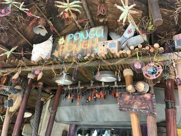 Pongu Pongu at Pandora - The World of AVATAR