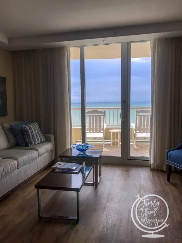 The Lido Beach Resort in Sarasota, Florida