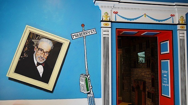 Mulberry Street at the Dr. Seuss Museum