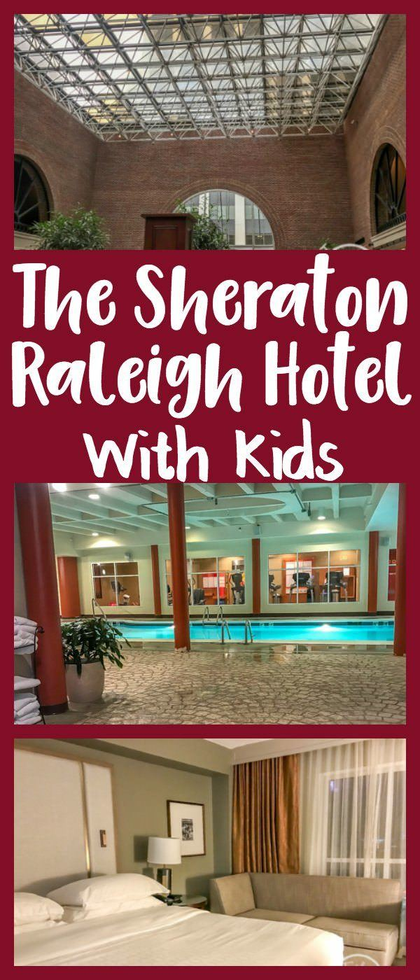 A review of the Sheraton Raleigh Hotel, located in downtown Raleigh, North Carolina