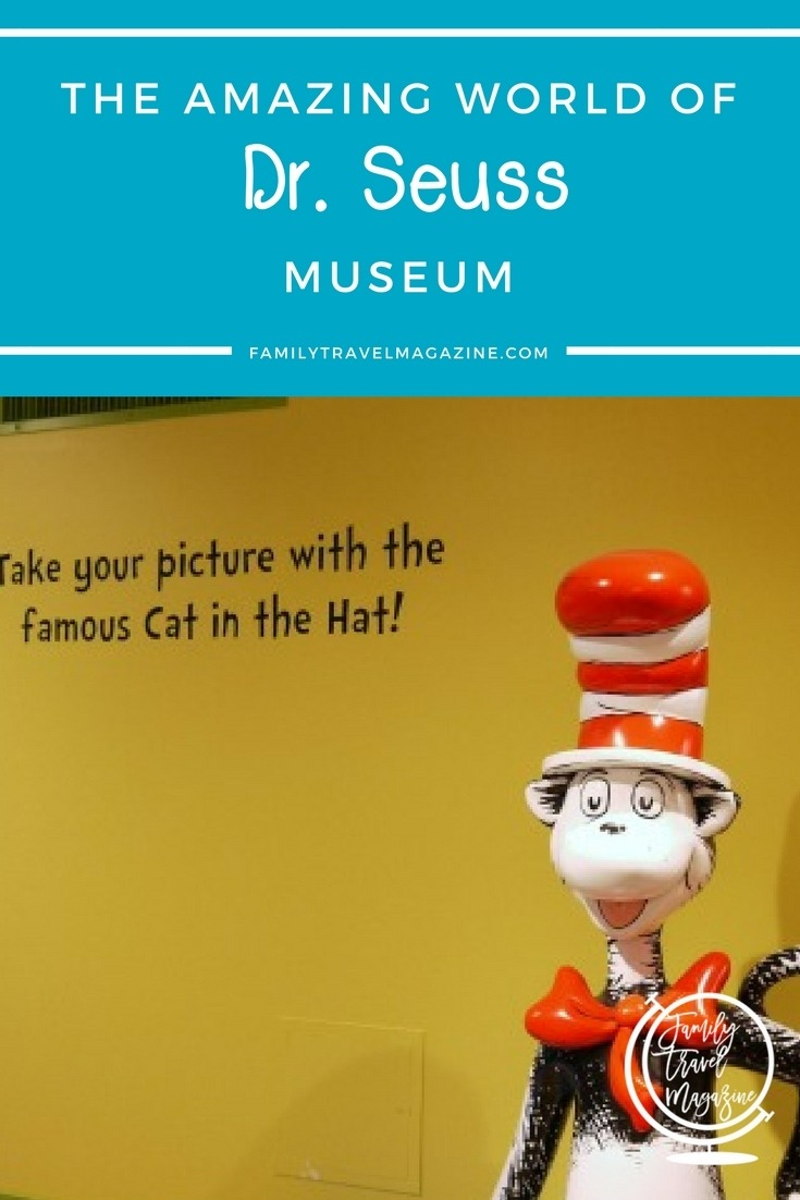 A review of the new Amazing World of Dr. Seuss Museum, located in Springfield, MA