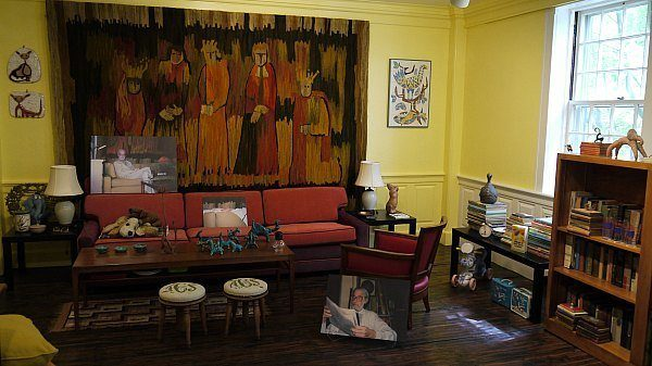 The Theodore Geisel Room at the Dr. Seuss Museum