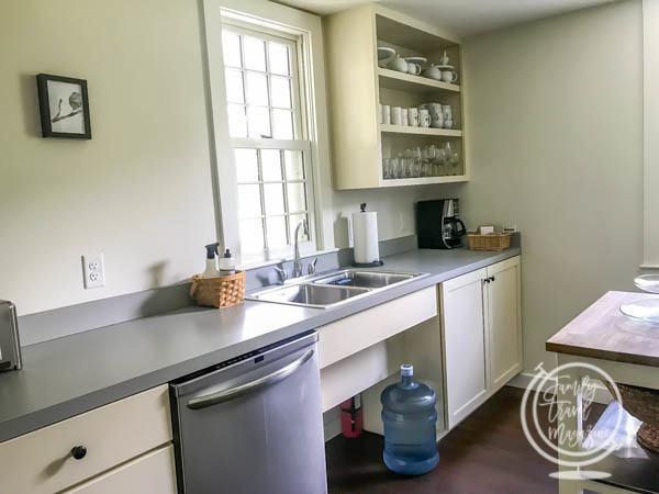 Paradise Farmhouse Kitchen