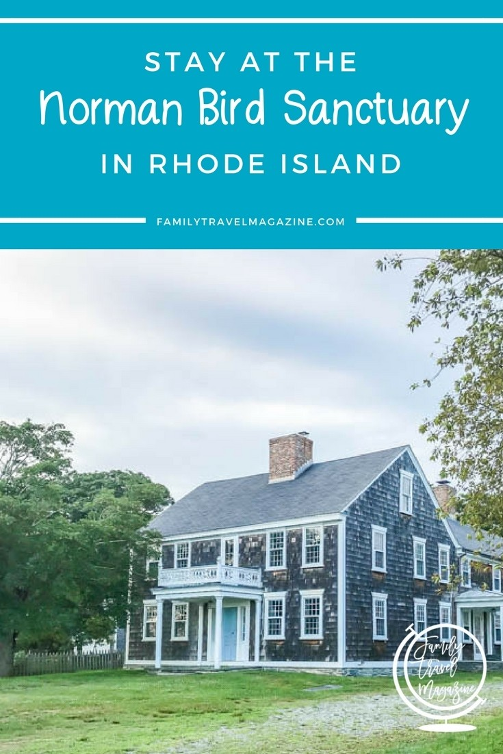 Stay right at the Norman Bird Sanctuary Paradise Farmhouse in Middletown, Rhode Island (in Newport County, RI).