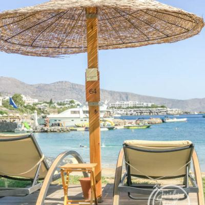 Review of the Porto Elounda Resort in Crete, Greece