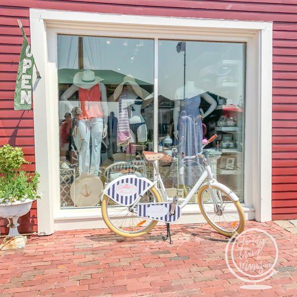 Shopping in Newport Rhode Island