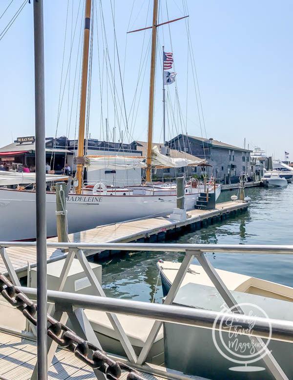 Sailing in Newport Rhode Island