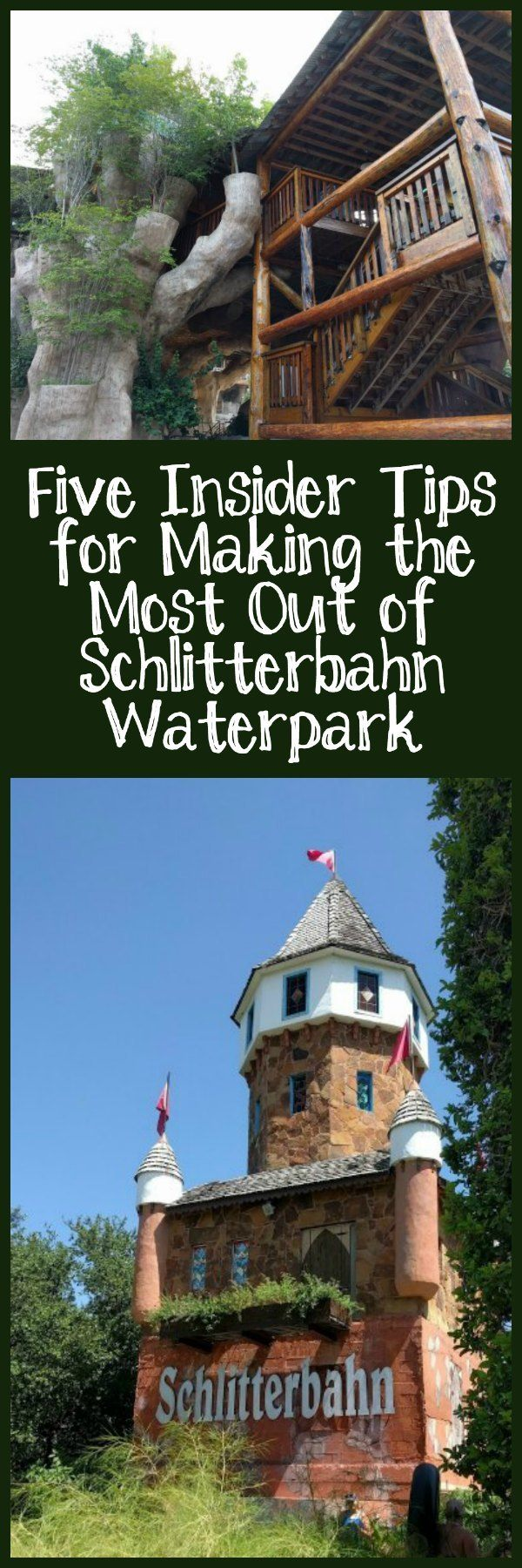Five Insider Tips for Making the Most Out of Schlitterbahn Waterpark