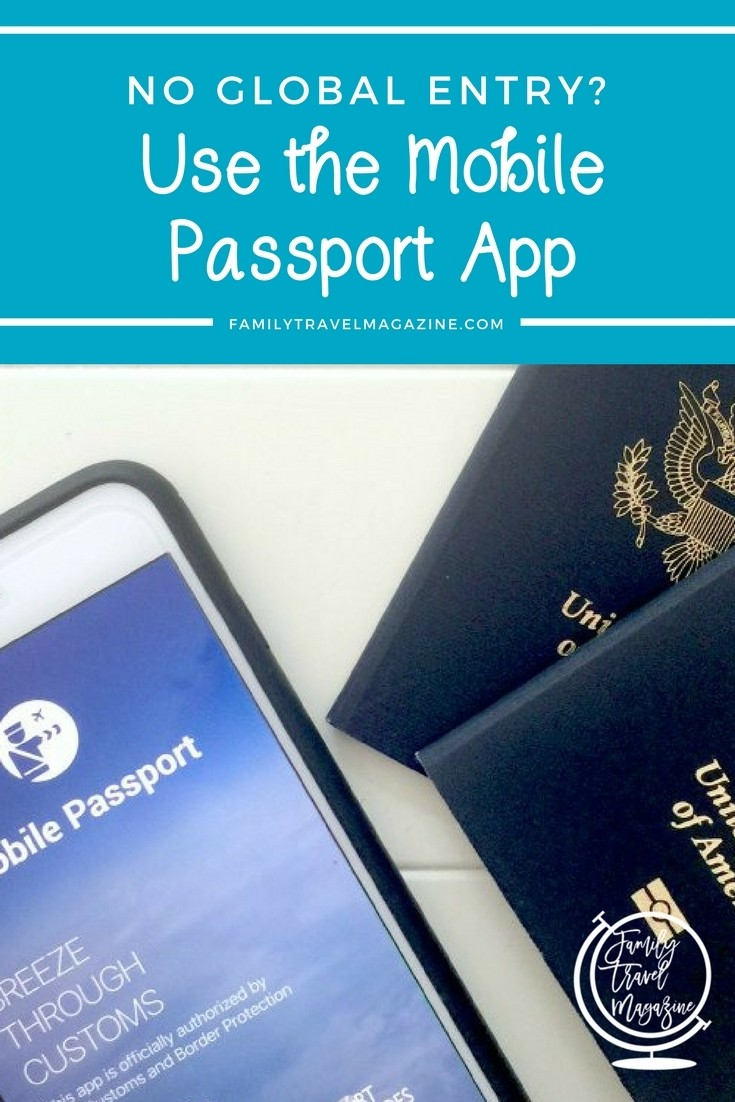Review of the free Mobile Passport App, which is a great alternative if you don't have global entry, and if the app works at your airport.