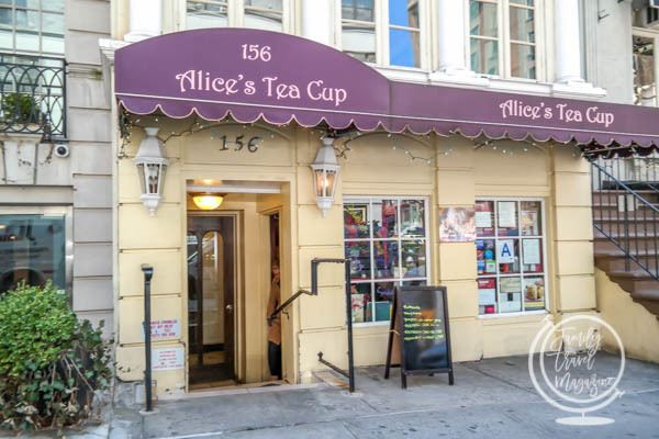 Alice's Tea Cup in NYC