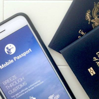 Review: Using the Mobile Passport App