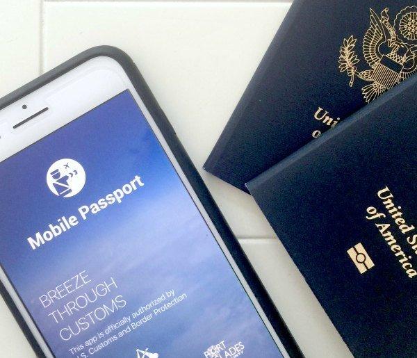The Free Mobile Passport App