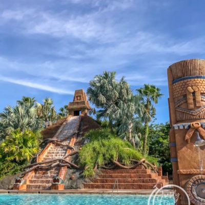 A Review of Disney's Coronado Springs Resort