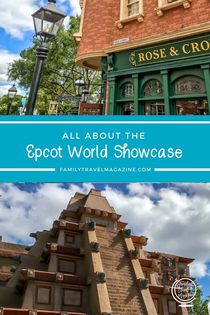 Eleven countries in Epcot - all about Epcot's World Showcase, including snacks, restaurants, attractions, and more.
