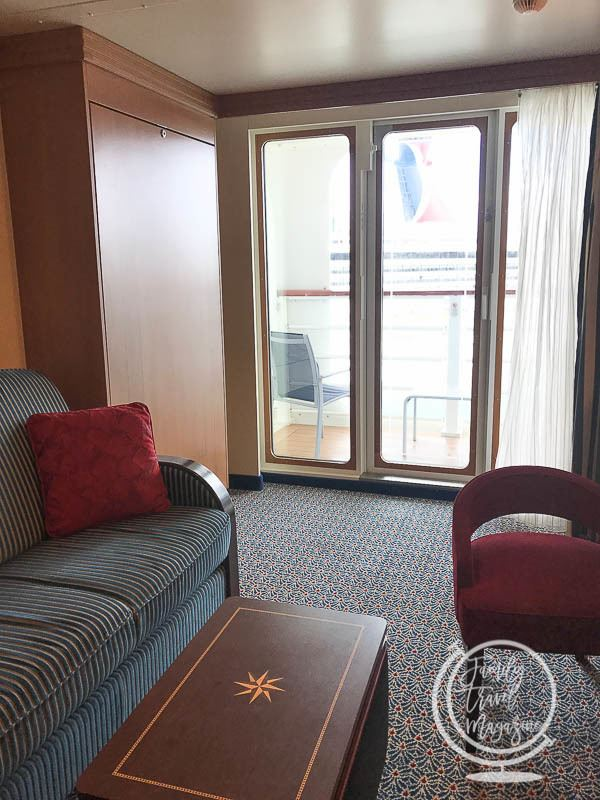 A Disney Cruise Line Stateroom