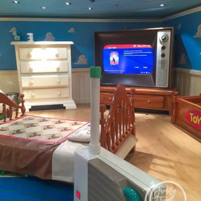 Kids' Clubs on the Disney Cruise Line