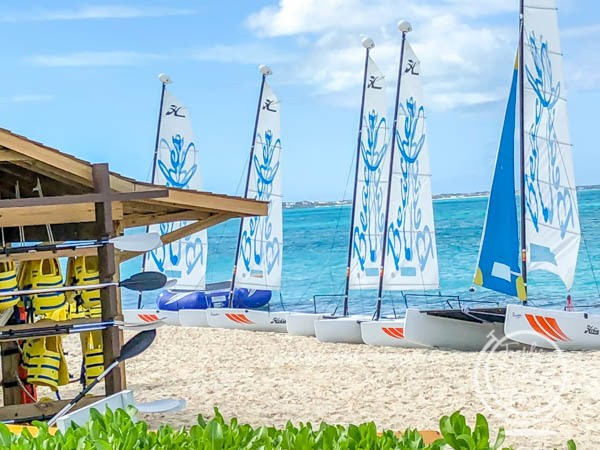 Watersports at Beaches Turks and Caicos