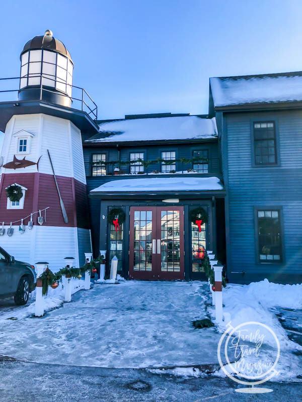 Restaurant in Kittery Maine
