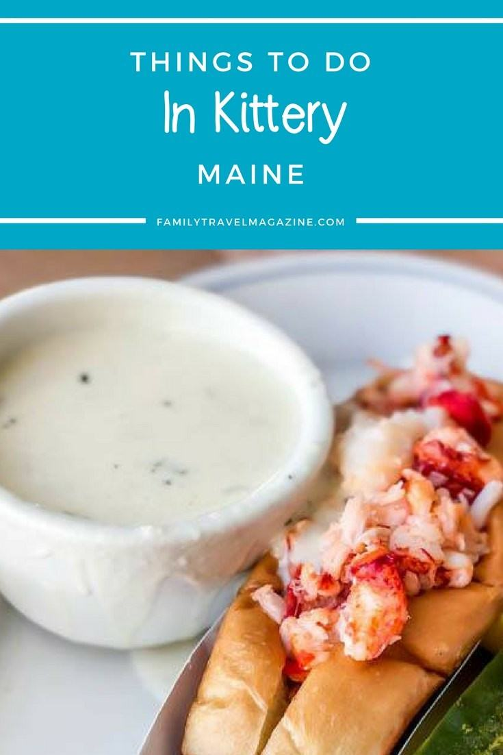 Things to do in Kittery Maine, including outlet shopping, delicious seafood restaurants, and more.