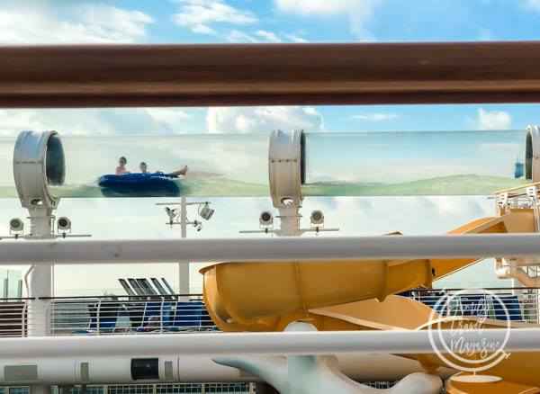 The Aquaduck on the Disney Cruise Line