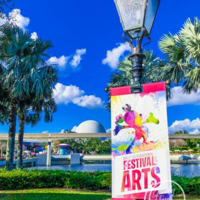 All About the Epcot International Festival of the Arts at Walt Disney World