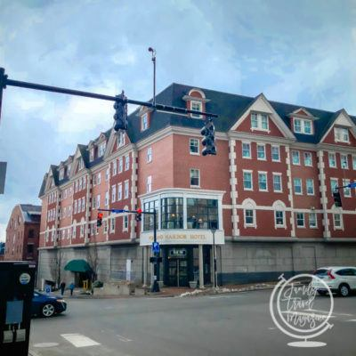 A Review of the Portland Harbor Hotel in Portland Maine