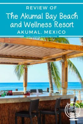 A review of the Akumal Bay Beach and Wellness Resort, a waterfront resort located in the Riviera Maya on the Yucatan Peninsula in Mexico. This all-inclusive resort offers junior suites, delicious food, a beautiful beach and pool, and fun family activities.