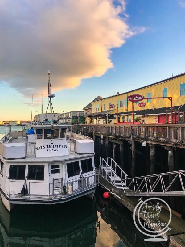Old Port Restaurants