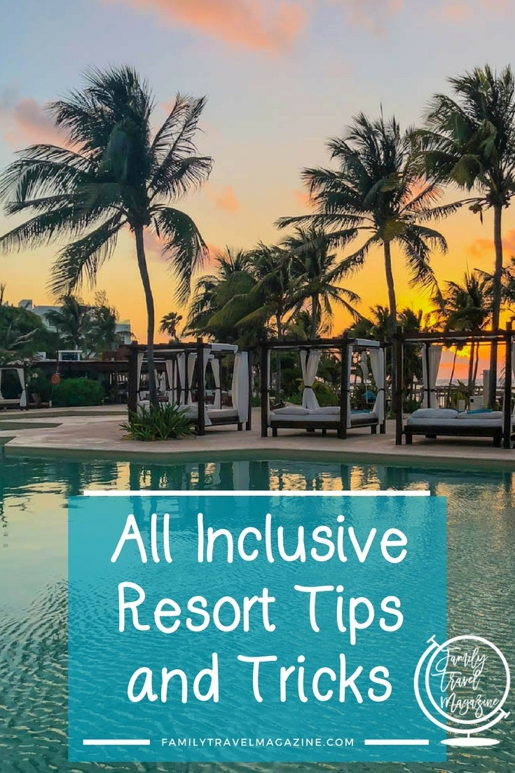 Planning on visiting an all inclusive resort? You'll definitely want to review our all inclusive resort tips and tricks, including info about tipping at all inclusive resorts.