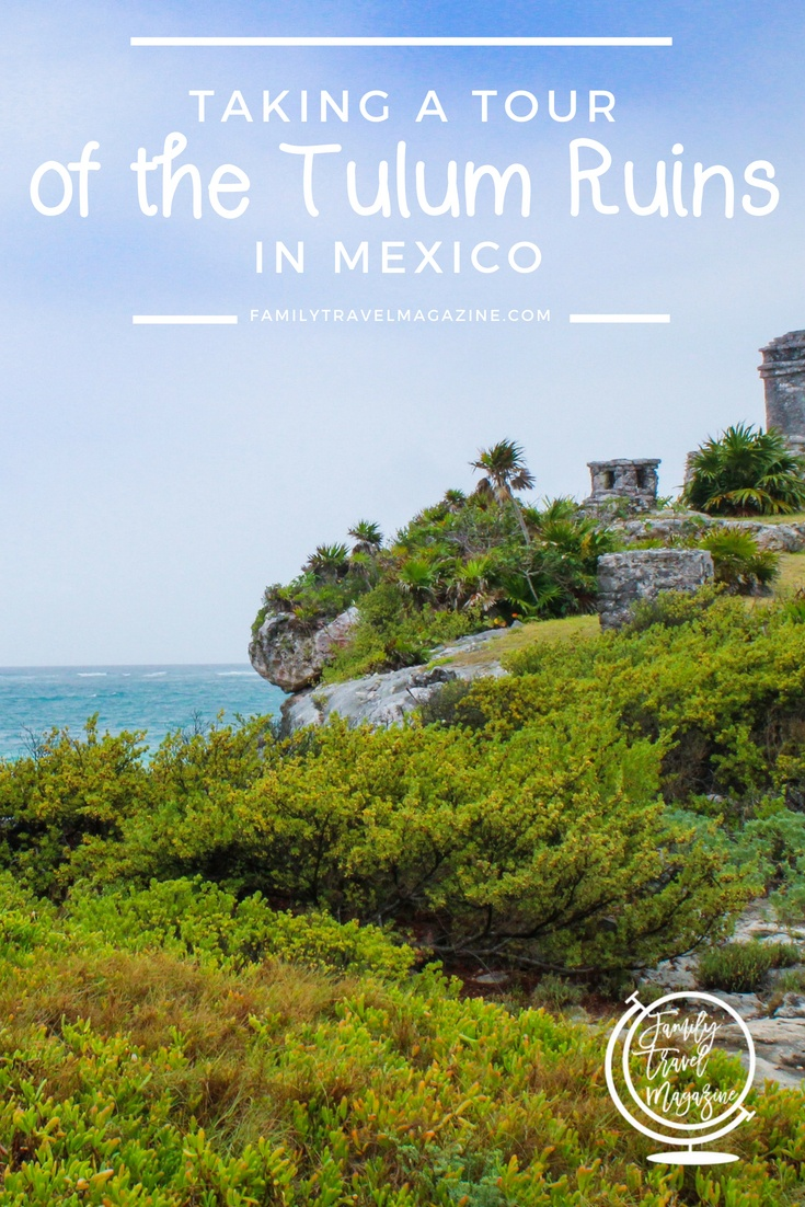An overview of our morning at the Tulum Ruins in Quintana Roo, Mexico on the Yucatan peninsula.