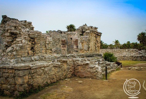 The Tulum Ruins in Mexico
