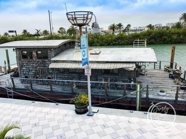 The Clearwater Marine Aquarium