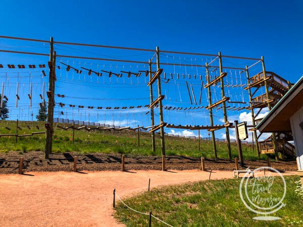 Adventure Course at Vail
