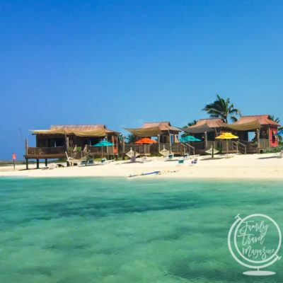 All About the Castaway Cay Cabanas