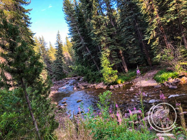 Creek in Vail