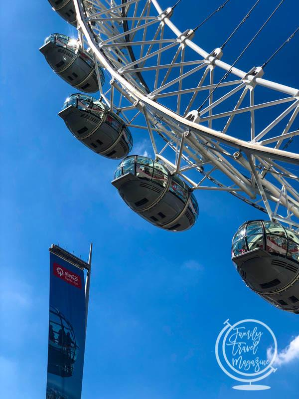 The London Eye Capsules