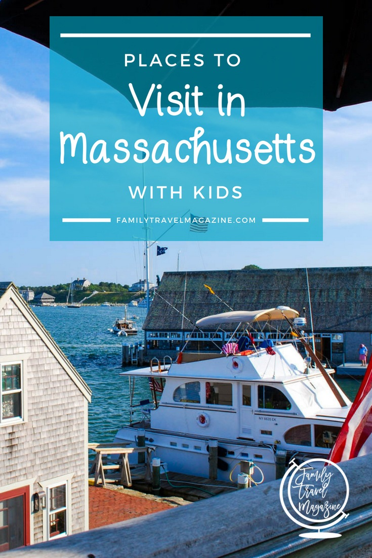 Places to visit in Massachusetts including Boston, Cape Cod, Western Massachusetts, Rockport, and Salem.