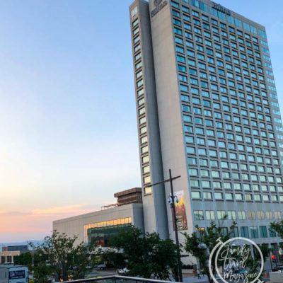 Review of the Hilton Quebec in Quebec City
