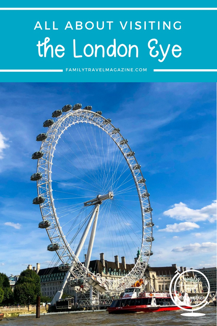 All About Visiting the London Eye - Tickets, Review, and Tips including Fast Track tickets, and other attractions that you can include with your ticket.