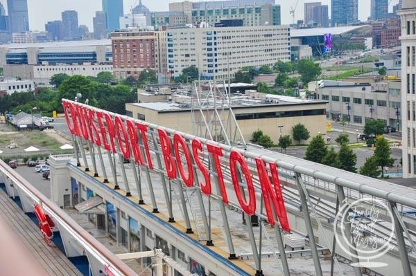 The Boston Cruise Terminal
