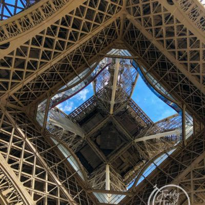 Visiting the Paris Eiffel Tower With Kids