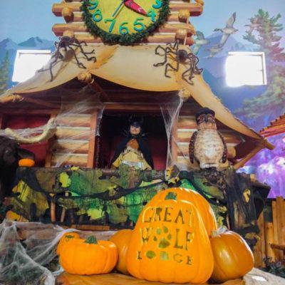 Great Wolf Lodge Halloween Fun